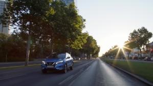 Nissan Qashqai facelift dynamic Blue