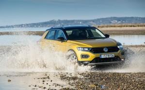 New Volkswagen T-Roc first video