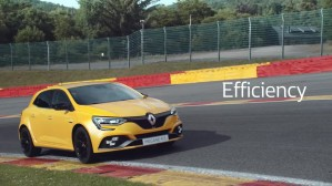 Renault MÉGANE R.S. - Reveal