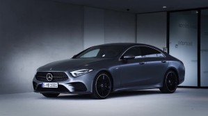 Νέα Mercedes-Benz CLS 2018