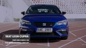 Seat Leon Cupra vs Javelin Champion