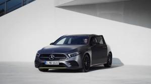 The New Mercedes-Benz A-Class 2018