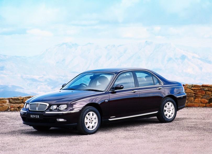 Rover 75 1999-2000