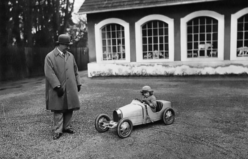 bw baby bugatti