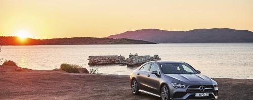 Δοκιμή: Mercedes - Benz CLA 180d  - Υπόθεση gourmet