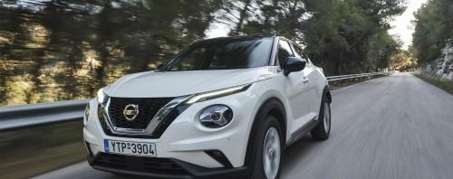 Δοκιμή: Nissan Juke 1.0 DIG-T DCT7 - Trendy as usual