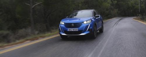 Δοκιμή: Peugeot e-2008 - Ηλεκτρικό και ασυμβίβαστο