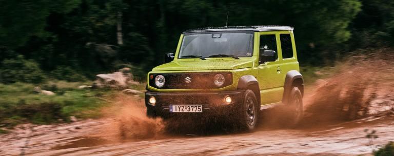 Έρχεται υβριδικό Suzuki Jimny