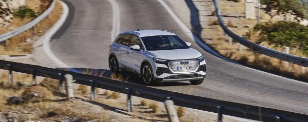 Δοκιμή Audi Q4 e-tron 40: Κίνηση ουσίας (video)
