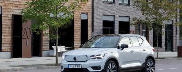 Volvo XC40 Recharge P8: Σουηδικό «άλμα» προς την ηλεκτροκίνηση