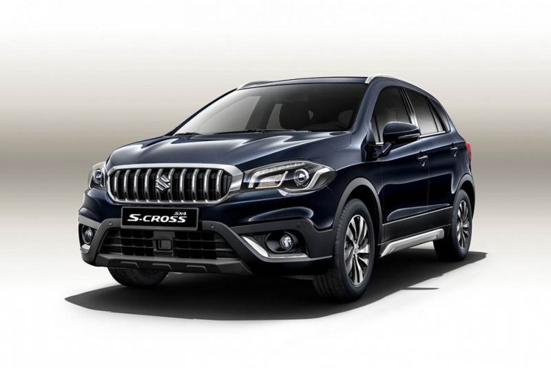 SX4 S-CROSS