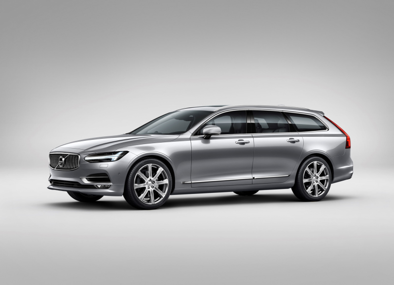 V90 D5 AWD Geartronic Momentum