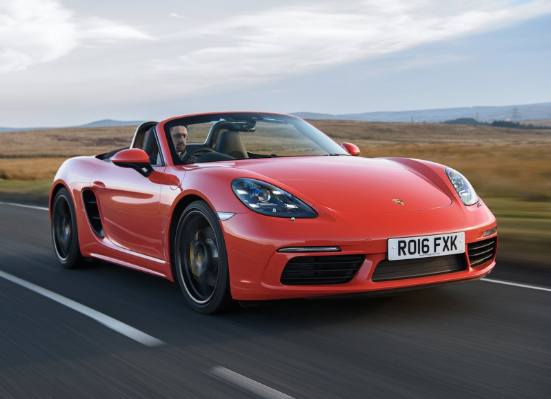 718 BOXSTER 2.5 S PDK
