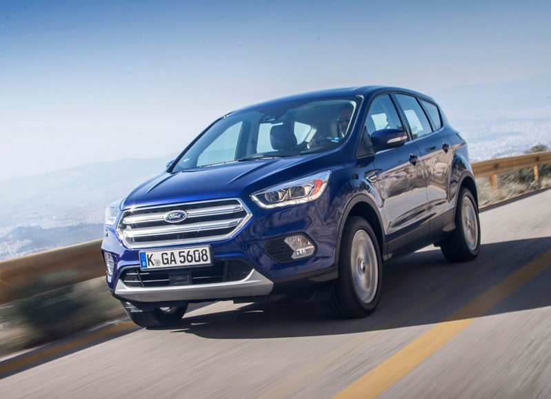 KUGA 2.0 TDCi AWD BUSINESS 150PS