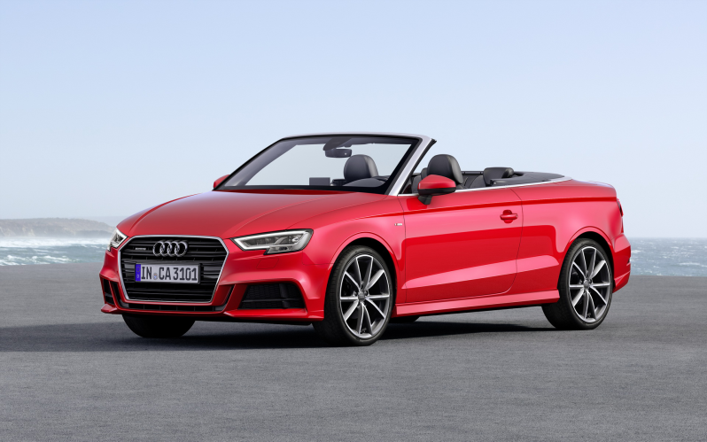 A3 CABRIOLET 35 TFSI S tronic