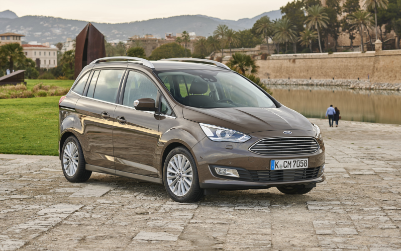 GRAND C-MAX 1.5 Ecoboost Business 125PS
