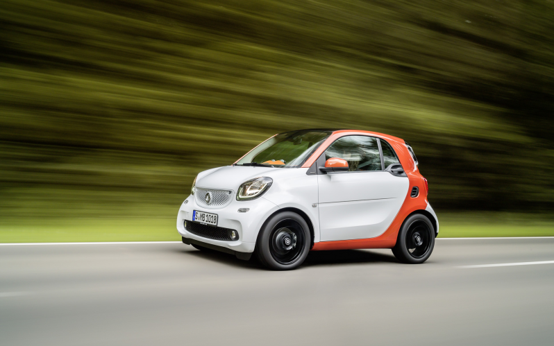 FORTWO COUPE 1.0 perfect 71HP