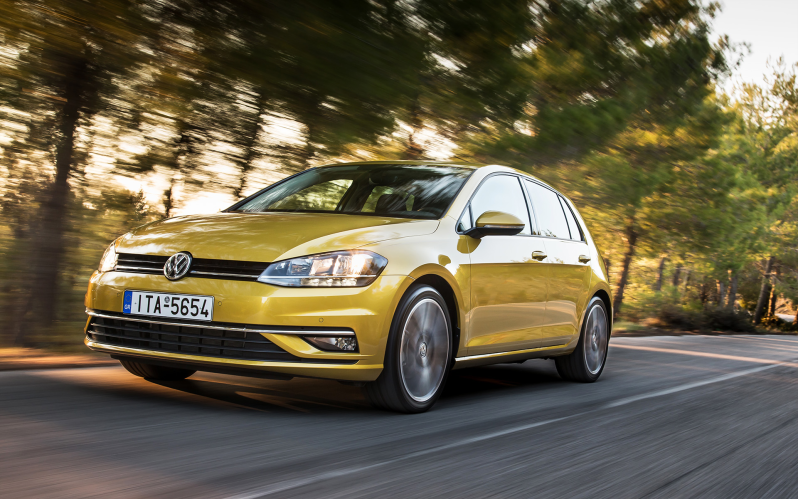 GOLF 5d 1.0 TSI 110 PS Comfortline