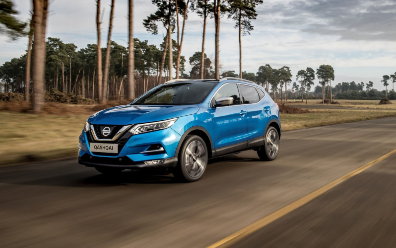QASHQAI 1.5D 116PS N-CONNECTA LOOK