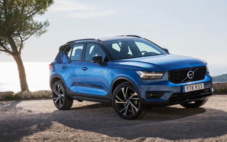XC40 D3 R-Design Geartronic AWD