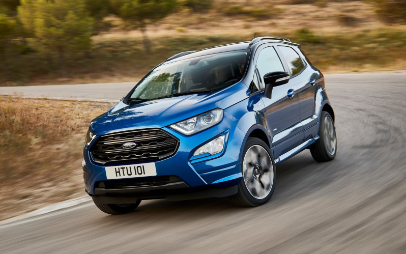 ECOSPORT 1.5 TDCi 125PS AWD Business