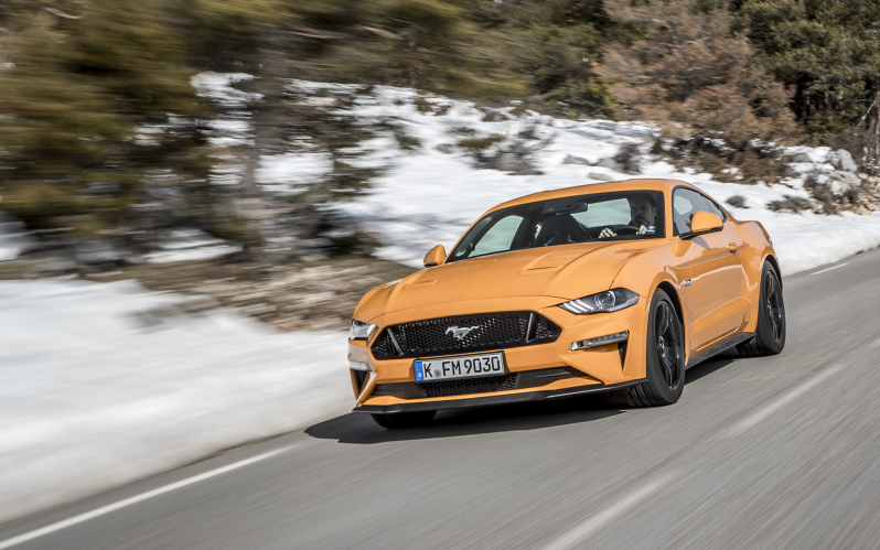 MUSTANG FASTBACK 2.3 EcoBoost Auto