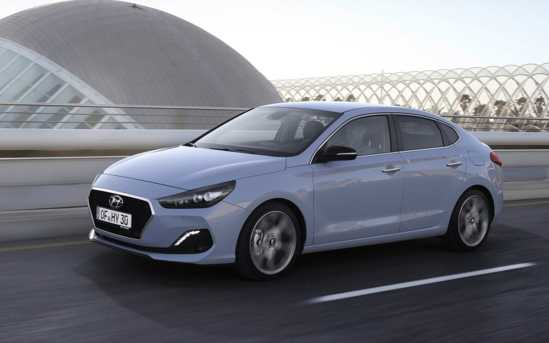 i30 FASTBACK 1.0 TURBO 120PS STYLE