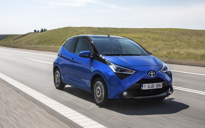AYGO 5d 1.0 X-Play touch