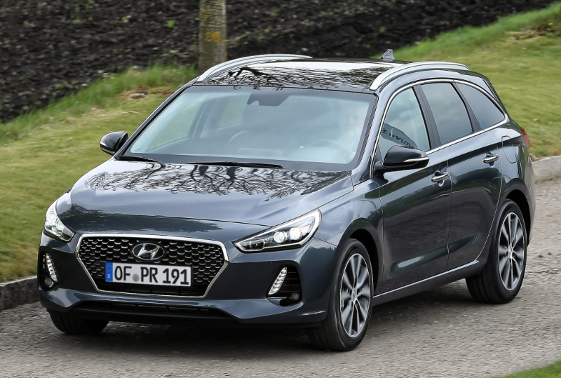 I30 TOURER 1.0 TURBO 120PS STYLE