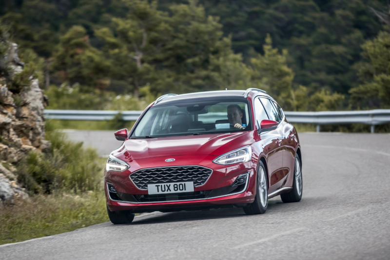 FOCUS SW BUSINESS 1.0 ECOBOOST 125PS