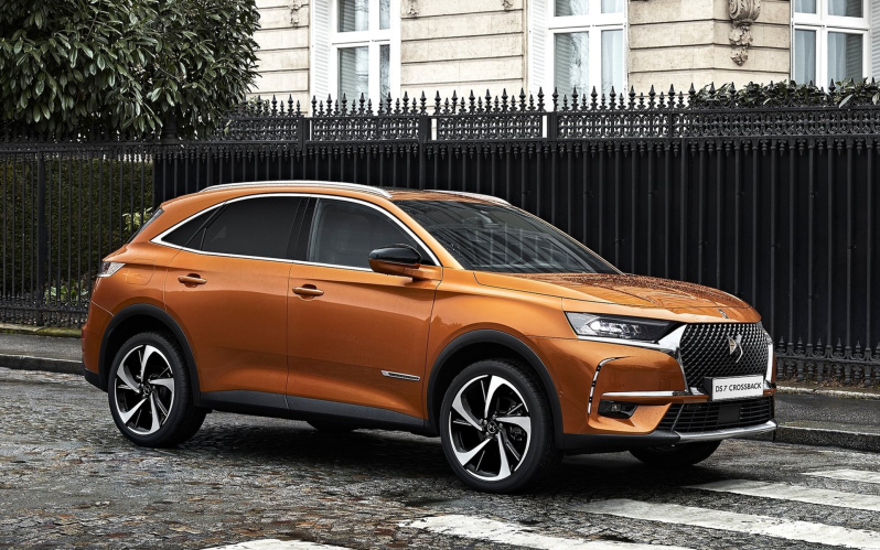 DS 7 CROSSBACK 1.2 PureTech 130 Be Chic