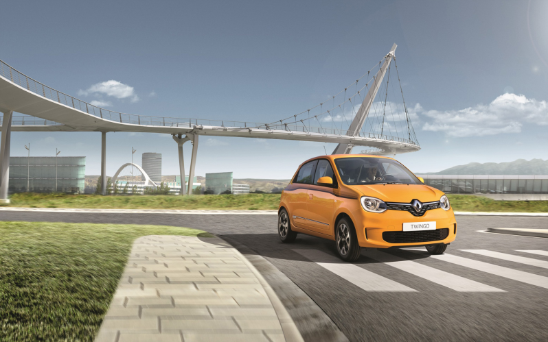 TWINGO 1.0 SCe IN-TOUCH