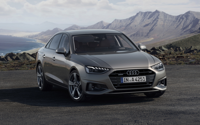 A4 35 TFSI S line MHEV S tronic