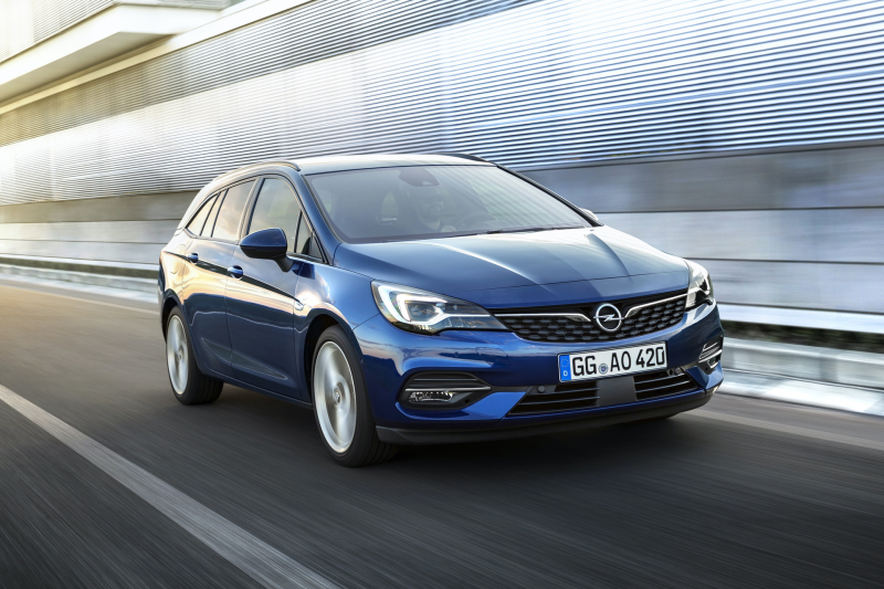 ASTRA SPORTS TOURER 1.5D 105PS