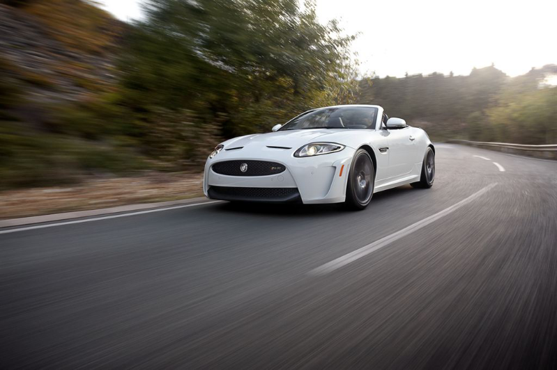 XKR-S CONVERTIBLE 5.0 S/C