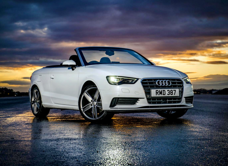 A3 CABRIOLET 1.4 TFSI (125ps) Attraction Plus