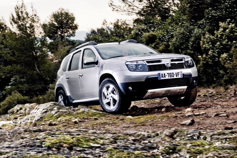 DUSTER 1.5 dCi 110 Sportive 4x4