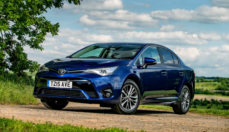 AVENSIS 1.6D Classic