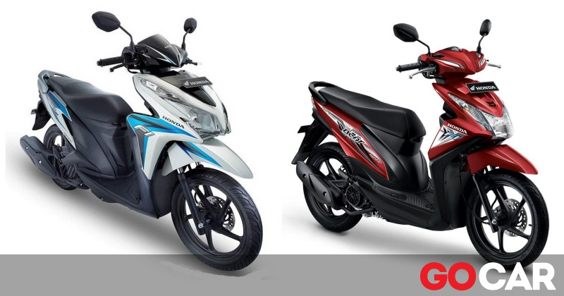 3ffec21b9eb Νέα παπιά/scooter Honda με νέες τιμές - Διαθέσιμα τα Supra-X 125, Astrea  Grand 110, Vario 125 και Beat 110 - gocar.gr - GoForward