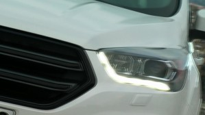 Ford Kuga ST Line first drive