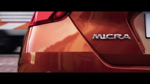 Nissan Micra 2017 - Play it your way