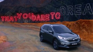 Honda CR-V 2017 - The Power of Dreams