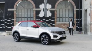 Volkswagen T-Roc First drive video