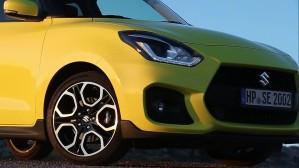 Suzuki Swift Sport 2018 teaser