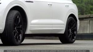 Volkswagen Touareg 2018 - Four-Wheel-Steering