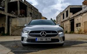 GOCAR TEST - Mercedes Benz A180d