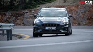 GOCAR TEST - Ford Focus 1.0 Ecoboost ST-Line 125 PS
