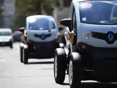 Renault Twizy Cannes