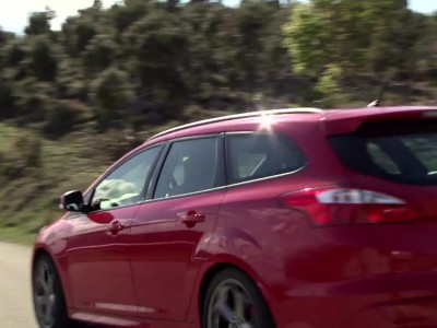 Ford Focus ST - Built for Fun