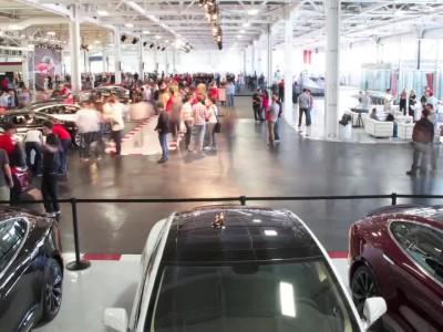 People Love Tesla Model S